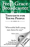 img - for Free Grace Broadcaster - Issue 212 - Thoughts for Young People book / textbook / text book