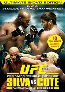 UFC 90 Silva vs Cote [DVD]