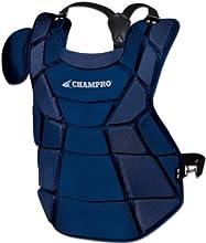 Champro Sports Men39s Contour Fit Premium Baseball Chest Protectors Cp