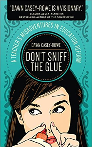 Don't Sniff the Glue cover
