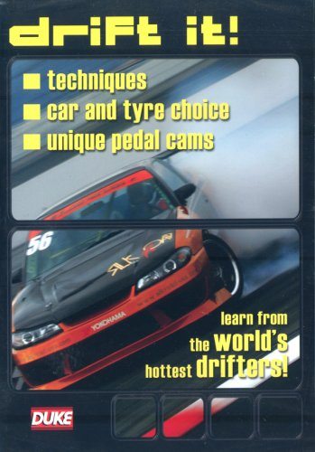 Drift It! [DVD]