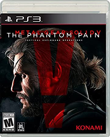 Metal Gear Solid V: The Phantom Pain - PlayStation 3