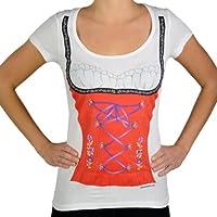 Oktoberfest Dirndl T-Shirt by OktoberfestHaus.com