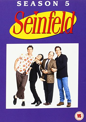 Seinfeld - Season 5 [4 DVDs] [UK Import]