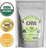Matcha De Mark USDA Organic Matcha Green Tea Powder - Bright Green Color - 5 Oz Size