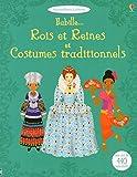 Habille... Rois et reines et costumes traditionnels - Autocollants Usborne (volume combin�)