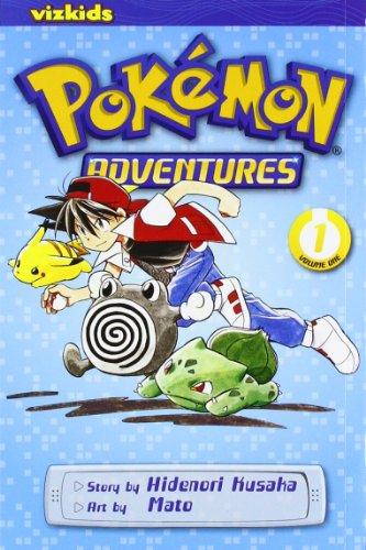 Pokmon-Adventures-Vol-1-2nd-Edition-Pokemon