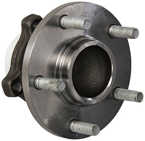 WJB WA512347 - Rear Wheel Hub Bearing Assembly - Cross Reference: Timken HA590099 / Moog 512347 / SKF BR930681 (Mazda 3 Rear Wheel Bearing compare prices)