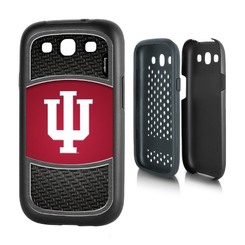 Indiana Hoosiers Galaxy S3 Rugged Case Prime Ncaa