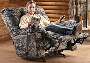 Catnapper Magnum Recliner Chair Mossy Oak
