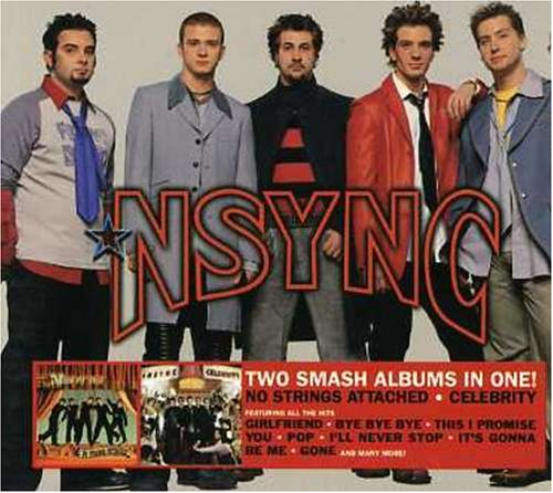 N Sync - No Strings Attached//Celebrity - Zortam Music