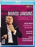 Mariss Jansons dirigiert Mahler - Sinfonie 2 (München 2011) [Blu-ray]