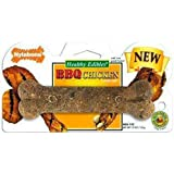 Nylabone Healthy Edibles Longer Lasting Chicken Wolf 2pk