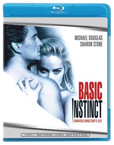Basic Instinct: Director's Cut (Unrated) [Blu-ray]
