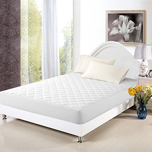 masterpanel-twin-size-mattress-cover-bed-topper-bug-dust-mite-waterproof-pad-protector-quilted