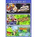 3 Film Box Set: Muppets Take Manhattan / Muppets From Space / Kermit's Swamp Years [DVD]