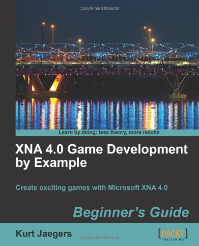 3D Book XNA 4.0 Game Development by Example: Beginner's Guide