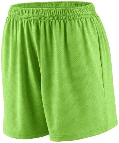 Augusta Sportswear 1292 Women'S Inferno Short Lime Large