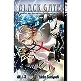 Black Gate Vol. 1-3by Sumiyoshi Yukiko