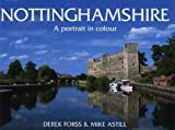 img - for Nottinghamshire Portrait in Colour (County Portrait) book / textbook / text book