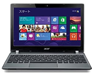 日本エイサー Acer V5-171-H54C/S Aspire V5 (Core i5-3337U/4G/320GB HDD/11.6/APなし/Win8 64bit)