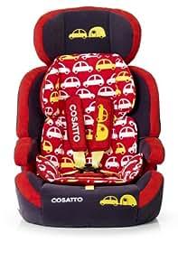 Cosatto Zoomi Group 1/2/3 Car Seat (Vroom)