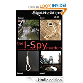 The I-Spy Murders (#2 - Sanford Third Age Club Mystery)