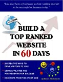 img - for Build a Top Ranked Website in 60 Days book / textbook / text book