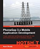 PhoneGap 3.x Mobile Application Development Hotshot