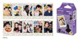 2-pc Fuji Instax Mini Films Stained Glass Instant Film, Disney Alice in Wonderland |10 Photos/2pack