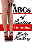 The ABCs of Erotica - A is for Anal