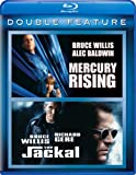 Mercury Rising / The Jackal Double Feature [Blu-ray]