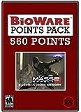 BioWare Points 560 Kasumi [Online Game Code]
