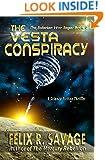 The Vesta Conspiracy: A Science Fiction Thriller (The Solarian War Saga Book 2)