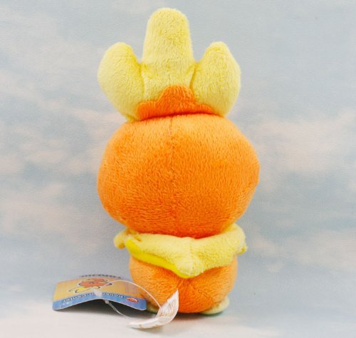 "Pokemon Plush Doll Vivid Torchic Cute Toy Gift for Kids 16cm (6"") - 1"