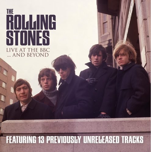 ROLLING STONES - LIVE AT THE BBC ... & BEYOND