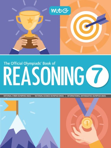 The Official Olympiads' Book of Reasoning : Class 7