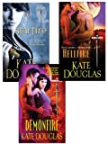 Kate Douglas DemonSlayer Bundle: Starfire, Demonfire, Hellfire