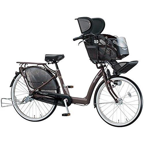 ブリヂストン(BRIDGESTONE) アンジェリーノ Angelino AG26-5 T.アンバーブラウン 子供乗せ自転車