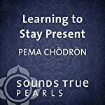 Learning to Stay Present: Entering the Doorway to Freedom and True Fufillment | Pema Chodron