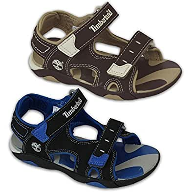 Hawaii Brown and Black Jesus Sandal s for Kids, Boys and Girls Footwear, Children Sandal Run 2 Size Smaller than US Size. See Details Product - Beeko Toddler Boys' Garth Fisherman Sandal.
