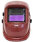 X601 紅 RILAND 溶接自動遮光面