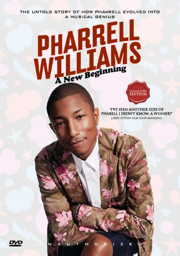 Pharrell Williams CD Covers