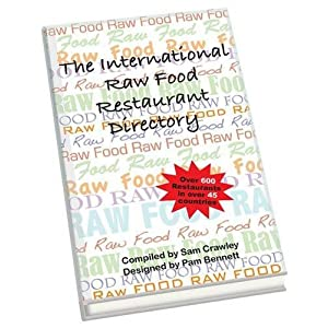 International Raw Food Restaurant Directory
