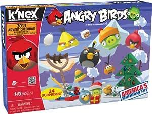 K'NEX Angry Birds Christmas Advent Calendar - Amazon Exclusive