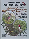 img - for Distributional Checklist of North American Birds/Vol. 1 book / textbook / text book