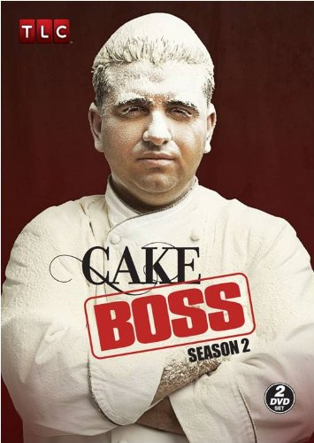 Cake Boss: Season 2 [DVD] [Region 1] [US Import] [NTSC]