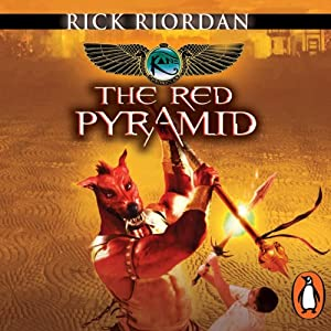 The Red Pyramid: The Kane Chronicles, Book 1 Hörbuch