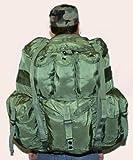 USGI Military Large Olive Drab Alice Pack w/ Straps / Frame / Pad COMPLETE NEW