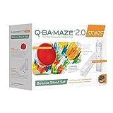 Mindware Q-BA-MAZE 2.0 Bounce Stunt Set, Multi Color